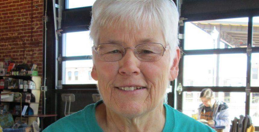 Arlene Robinett She Walks In Prayer For Her Community