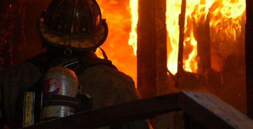 Christian Firefighters-Firefighter & Fire