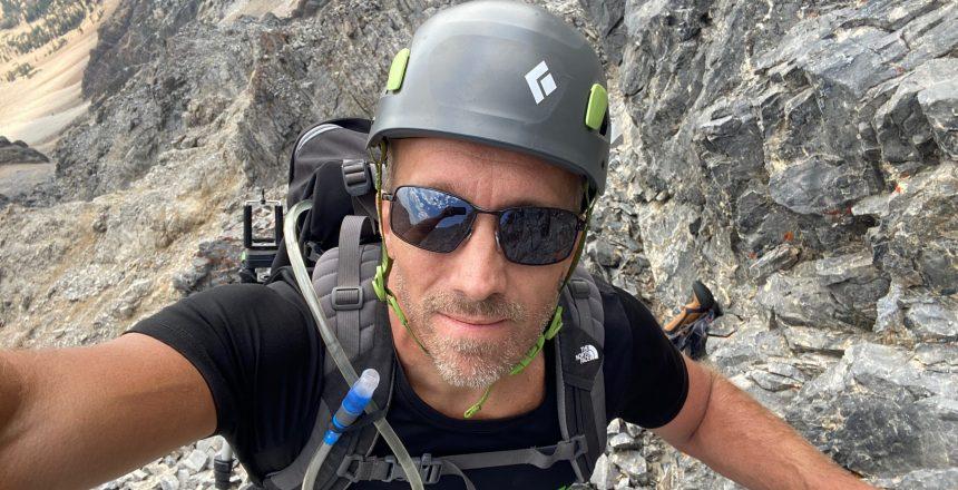 Featured Stories-The Mountain-Selfie on Mountain