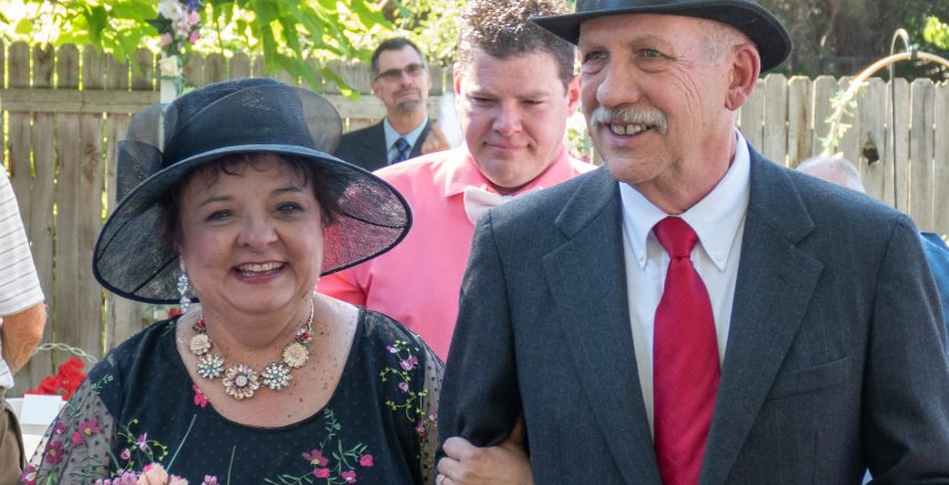 Irene and Dan Woodworth