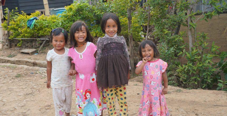 MK Hope Academy Schoolgirls